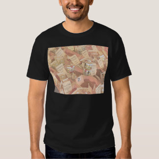 French Farmers Market Spices T-Shirt