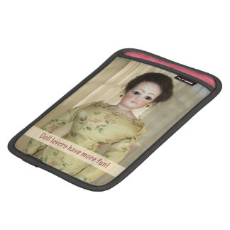 French Fashion Doll iPad Mini Sleeve - Customizabl