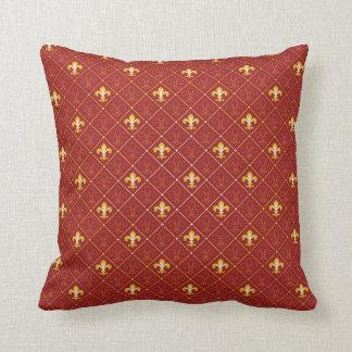 French fashion throw pillows