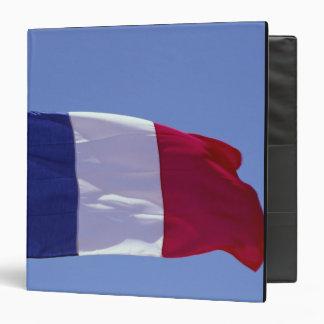French flag binder