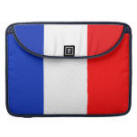 French Flag - Customizable! Sleeves For MacBooks