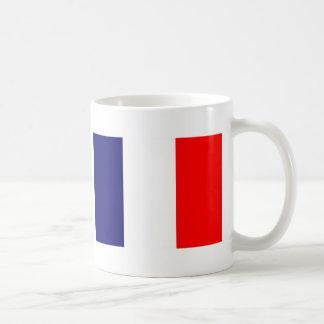 French Flag Design - OUI ! Coffee Mug