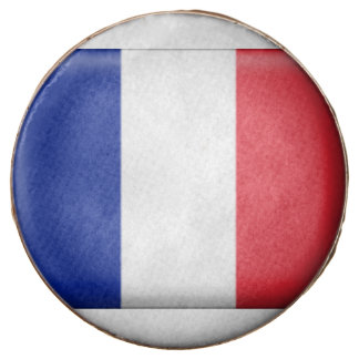 French Flag Dipped Oreos Themed Party Favors