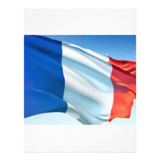 French Flag Flyer