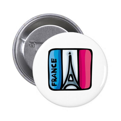 French Flag - France Pins