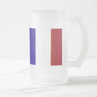 French flag mug