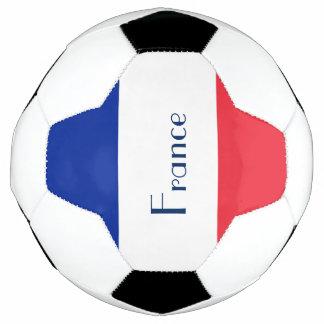 French Flag Soccer Ball