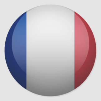 French flag stickers