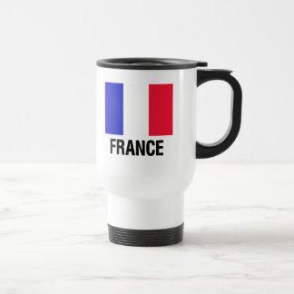 French Flag Travel Mug