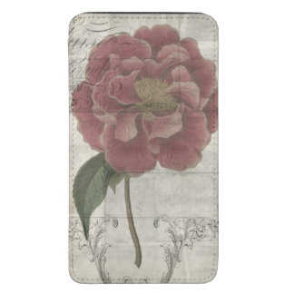 French Floral III Galaxy S5 Pouch