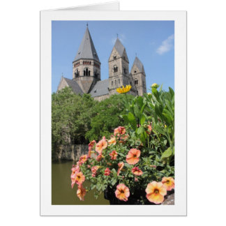 French Flowers Notecard 2