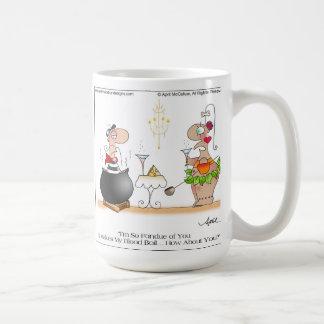 FRENCH FONDUE Cartoon Mug