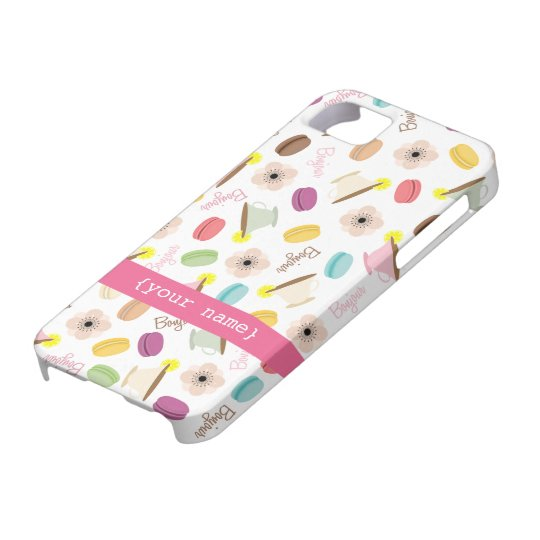 French Food iPhone 5 Case
