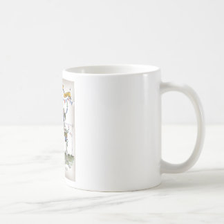 french football defenders coffee mug