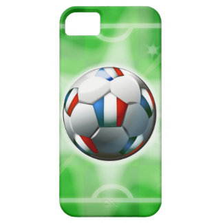 French Football / Soccer iPhone 5 Case