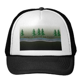 French-Forest Trucker Hat