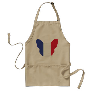 French Frenchie Apron