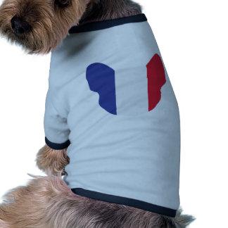 French Frenchie Doggie Shirt