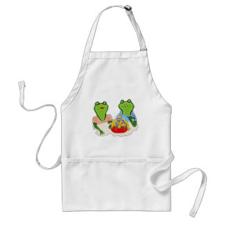 French Fried Centipedes Adult Apron
