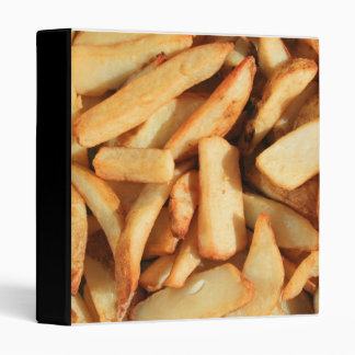 French Fries Binder