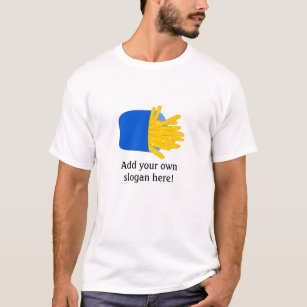 83f3d6d43 Slogan T-Shirts - T-Shirt Design & Printing | Zazzle