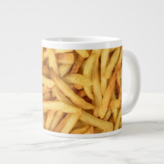 French Fries galore Giant Coffee Mug