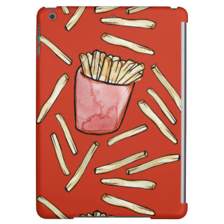 French Fries iPad Air Cases