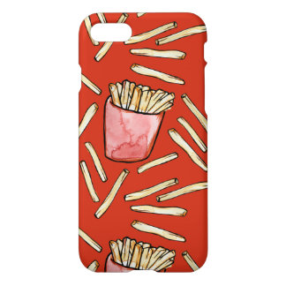 French Fries iPhone 8/7 Case