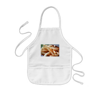 French Fries Kids Apron