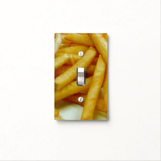 French Fries Switch Plate Covers