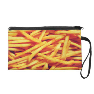 French Fries Love Wristlet