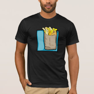 French Fries Mens T-Shirt