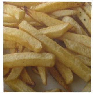 French Fries Napkin
