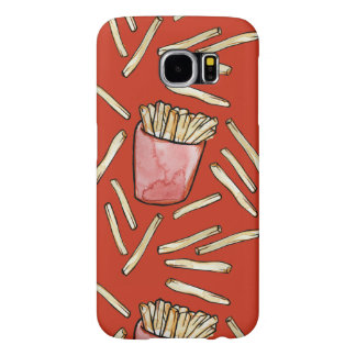 French Fries Samsung Galaxy S6 Case