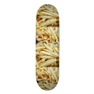 French Fries Skateboard Deck
