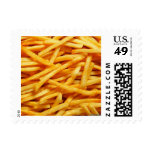 French Fries Yum Stamps