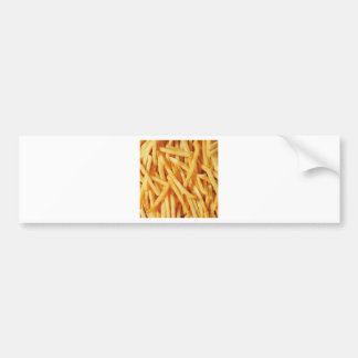 French Fry Heaven Bumper Stickers