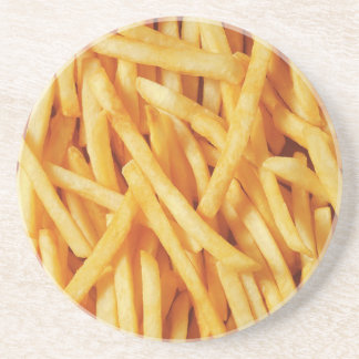 French Fry Heaven Coasters