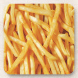 French Fry Heaven Drink Coasters