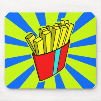 FRENCH FRY Mousepad