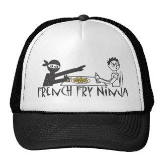 French Fry Ninja Trucker Hat