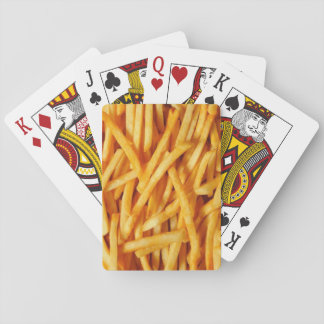 French Fry Playing Cards