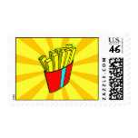 FRENCH FRY Stamp