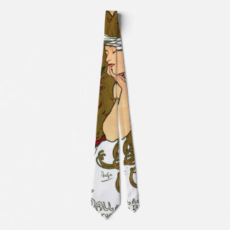French Gallery Ad 1901 Neck Tie