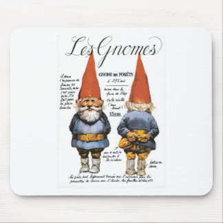 FRENCH GARDEN GNOMES 30SEP 2014.jpg Mouse Pad