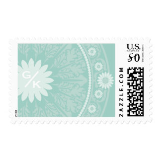 French Garden Stamps from Versailles