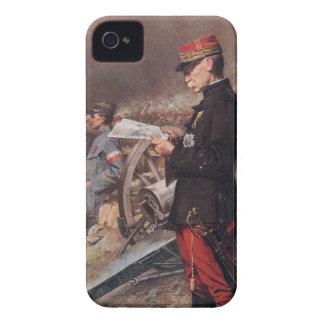French General Joseph Gallieni by Ferdinand Roybet iPhone 4 Case