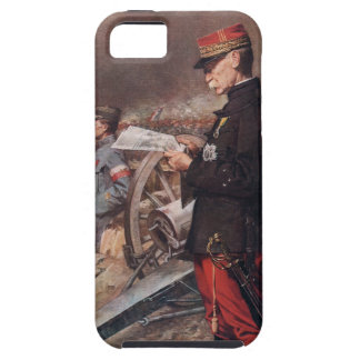 French General Joseph Gallieni by Ferdinand Roybet iPhone 5 Cases