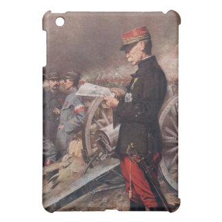 French General Joseph Gallieni by Ferdinand Roybet Cover For The iPad Mini