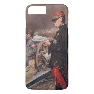 French General Joseph Gallieni by Ferdinand Roybet iPhone 8 Plus/7 Plus Case